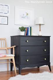 Kullen Dresser 3 Drawer by 3 Drawer Dresser Black Bestdressers 2017