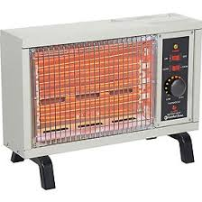 heaters portable electric comfort zone 174 electric radiant