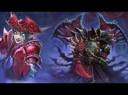warlock hearthstone deck frozen throne search result warlock