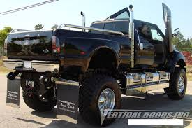 100 Ford Truck With 6 Doors F50 Door Supertrucks 2002009 F50 Vertical