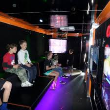 Awesome Interior Shot | Game Rock – Los Angeles California Video ... Gametruck Laredo Party Trucks Truck Simulation 19 Astragon Los Angeles Video Game And Laser Tag Birthday Parties Check Out Httpthrilonwheelsgametruckcom For Game Socalmfva Southern California Mobile Food Vendors Association Pitfire Pizza Make For One Amazing Discount Antelope Valley About Page Tru Gamerz Green Free Driving Schools In The Bcam At Lacma