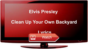 Elvis Presley Clean Up Your Own Backyard Lyrics Video With The ... Bruce Springsteen Song Harrys Place Lyrics Lyrics Future Young Thug All Da Smoke Backyard Babies Im On My Way To Save Your Rock N Roll Best 25 Yellow Coldplay Ideas On Pinterest Coldplay Miley Cyrus The Sessions Jolene Deutsche Session Hd Lyrics In Video Pranking Hot Girl With Jacob Sartorius Friends Diamond Rio Meet In The Middle Lyric Video Youtube Beautiful Tattoo Song Lyric Kodak Black Ft Humble Haitian Boomerang 1464 Best Images Country Owl City Honey And Bee Genius