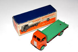 DINKY TOYS 2 Tone Guy Lorry Flatbed Truck Lorry # 512 Boxed Green ... Amazoncom Peterbilt Truck With Flatbed Trailer And 2 Farm Tractors 116th Big Farm John Deere Ram 3500 Dually Skidloader 5th Red Race Car Hot Wheels Crashin Big Rig Blue Shop Express 1100 Germany 1957 Hmkt Antique Cast Iron Toy Flatbed Truck 116 Model 367 Farmall Wood Toy Plans Semi Youtube Ertl New Holland T7030 Tractor Lego City 60017 Walmartcom Antique Vintage Dinky Toys Supertoys Foden Chains Intertional Durastar 4400 Flat Bed Tow