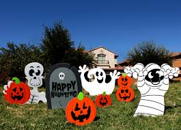 Funny Halloween Tombstones For Sale by Amazon Com Funny Tombstones Graveyard Lawn Decorations