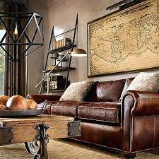 Fascinating Rustic Industrial Decor Dwayme