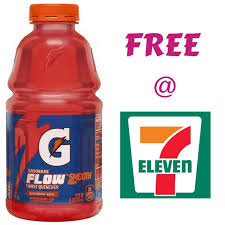 FREE Gatorade Strawberry Splash At 7 Eleven