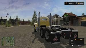 OLD MACK B61 V8 V1.0 FS 2017 - Farming Simulator 2017 / 17 Mod, LS ...