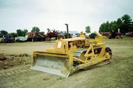 d4 cat dozer 1950s caterpillar d4 caterpillar heavy equipment