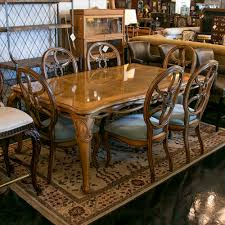 Henredon Mulholland Table With 2-24