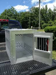 100 Steel Shipping Crates Aluminum Dog CrateCage Hunting Show