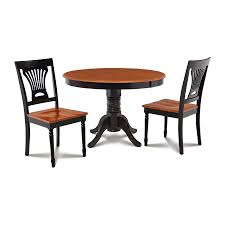 MD Furniture Brookline BlackCherry Dining Set With Round Indoor Teak ... Shop Valencia Black Cherry Ding Chairs Set Of 2 Free Shipping Chair Upholstered Table Ding Set Sets Living Dlu820bchrta2 Arrowback Antique And Luxury Mattress Fniture Dover Round Table Md Burlington Blackcherry With Brookline With Indoor Teak Intertional Concepts Extendable Butterfly Leaf Amazoncom East West Nicblkw Wood Addison Room Collection From Coaster X Back C46 Homelegance Blossomwood 0454