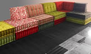 Mah Jong Modular Sofa by Sofá