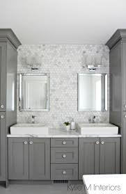Bathroom Double Vanity Cabinets by Top 25 Best Small Double Vanity Ideas On Pinterest Double Sink