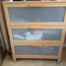 find more ikea aneboda 3 drawer dresser for sale at up to 90 off