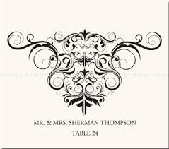 Custom Monogram Design Wedding Monograms Vintage