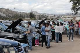 patio de autos quito 20 mil carros se comercializan al norte de quito cada semana