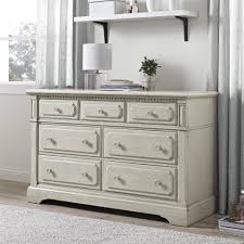 Babies R Us Dresser Knobs by Bertini Graceland 7 Drawer Dresser Gray Satin Babies