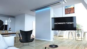 tv halterung für decke verschiebbar drehbar neigbar mit
