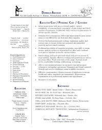 Culinary Internship Resume Examples Sample Chef Doc Resumes Example Arts For Newest Captu
