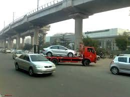 Cars On Flatbed Tow Truck, Flatbed Tow Trucks | Trucks Accessories ...
