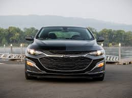 2019 Chevrolet Malibu Rs First Review Kelley Blue Book For 2019 ...