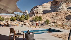 100 Amangiri Resorts Adding Luxury Tents Travel Weekly