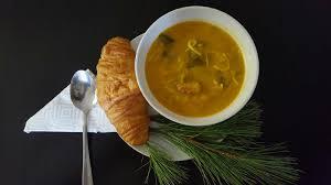 Traditional Haitian Pumpkin Soup Recipe by Flavors From Lady Creole Soup Joumou Butternut Squash Soup