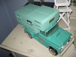 Nancy's Vintage Trailers: Toy Campers, Trucks And Boats... Vintage Truck Based Camper Trailers From Oldtrailercom Rv All Seasons The Box Truck Cversion Campers Tiny House Elegant Vintage Beermoth In Highland Canopy Stars Pin By Hq On Classic Campers Pinterest This Old Part I Youtube Hauler 1959 Chevrolet Pickup Apache For Sale Shell Wikipedia Its About Today On Throwback Thursday