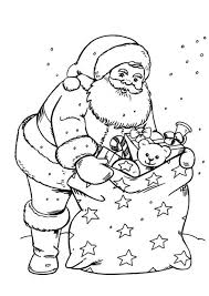 Coloriage Noel A Imprimer Gratuit
