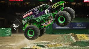 100 Monster Trucks Denver Jam Kid 101
