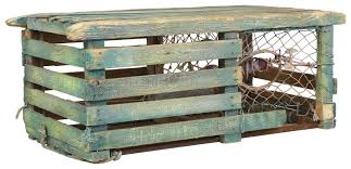 Decorative Wooden Lobster Trap by How To Make A Wooden Lobster Trap For A Table Ehow