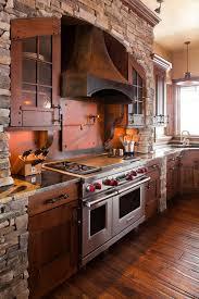 Decoration Stunning Rustic Kitchen Designs Best 25 Kitchens Ideas On Pinterest