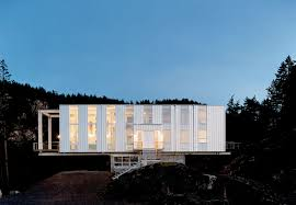 100 Cantilever House The Of Washington Homes In Seattle