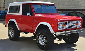 Here's What The Future Ford Bronco Might Look Like - Maxim Elite Prerunner Winch Front Bumperford Ranger 8392ford Crucial Cars Ford Bronco Advance Auto Parts At Least Donald Trump Got Us More Cfirmation Of A New Details On The 2019 20 James Campbell 1966 Old Truck Guy Bronco Race Truck Burnout 2 Youtube And Are Coming Back Business Insider 21996 Seat Cover Driver Bottom Tan Richmond Official Coming Back Automobile Magazine 1971 For Sale 2003082 Hemmings Motor News Is Bring Jobs To Michigan Nbc
