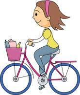 Bicycle For Kid Clipart Size 124 Kb