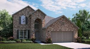 Terrazzo New Home Plan in Sendera Ranch Brookstone by Lennar