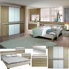 schlafzimmer komplett set fiora moderne schlafzimmermöbel sandeiche