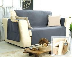 prot ge canap cuir jetac de fauteuil plaid pour fauteuil plaid pour canape pas cher