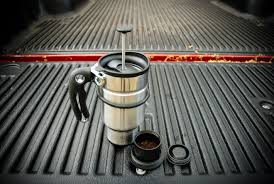 Planetary Designs French Press Mug Provides Pure Brew For Camping