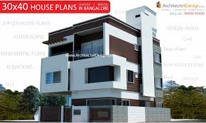 100 Architect Home Designs 30x40 HOUSE PLANS In Bangalore For G1 G2 G3 G4 Floors 30x40