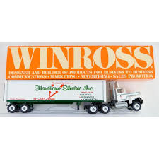 100 Winross Trucks For Sale Group Of Wilco Buddy L And Other Die Cast And Toy Semi Trucks MIB