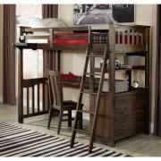 Desk Bunk Bed Combo by Desk Loft Beds