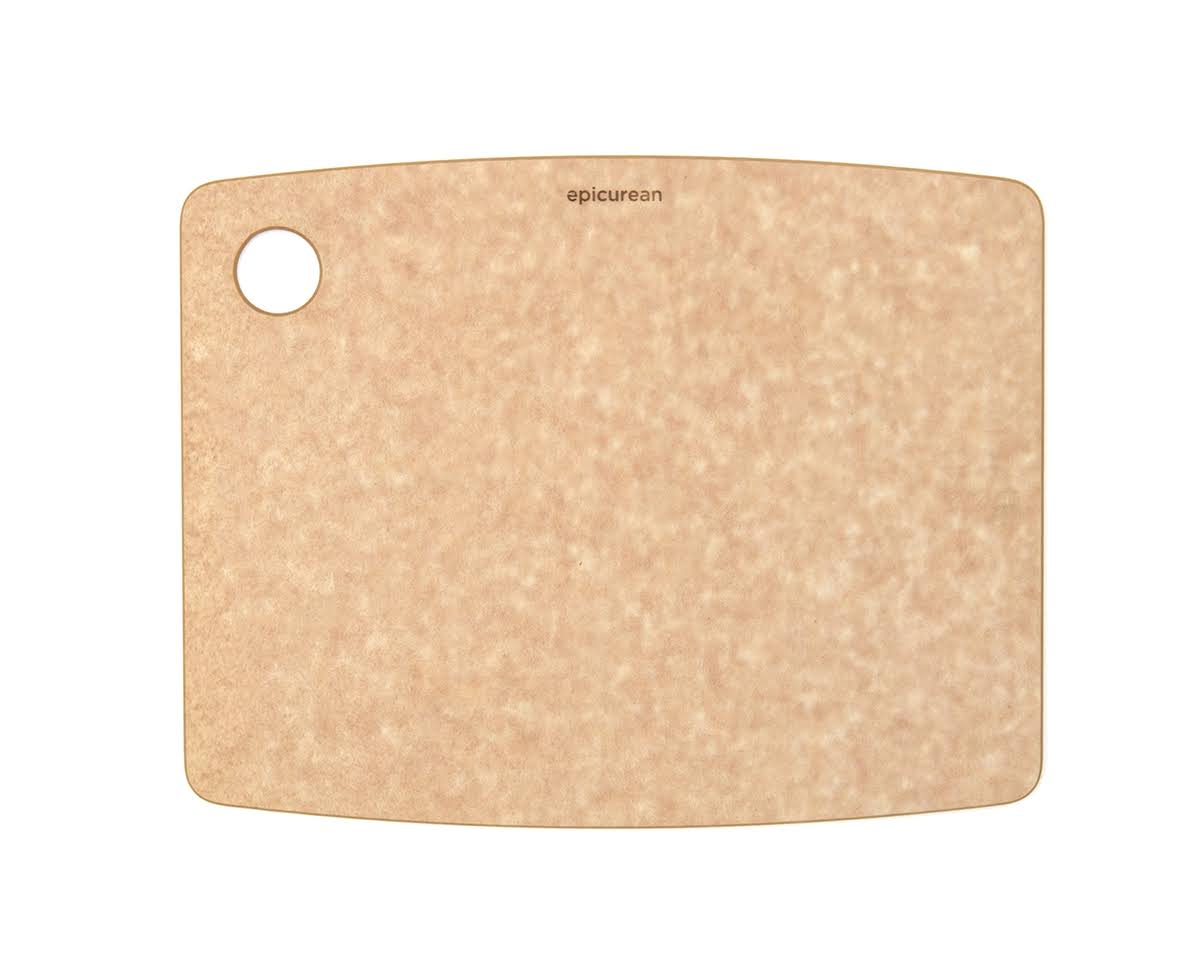 Epicurean Natural Cutting Board - 30cm x 22.5cm