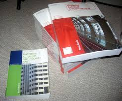 Got A Box Of Latest Edition Mastering AutoCAD Architecture 2010 Today My Apologies For Skipping The 2009 Release But MACA Is Back And Better Than Ever