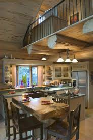 Rustic Log Cabin Kitchen Ideas by 17 Best Log Cabins Homes Images On Pinterest Log Cabins Dream