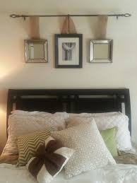 10 Ways To Decorate Above Your Bed Domestic Imperfection