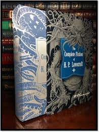 This Is A Brand New Cloth Bound Slip Cased Edition Of The Complete Fiction HP Lovecraft