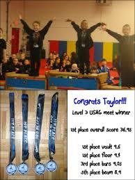 Usag Level 3 Floor Routine 2014 by Gymnastics Taylor Dior
