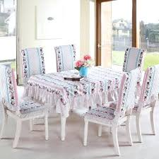 Dining Table Cloth Cotton Cover Set Transparent Price