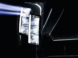 Audi s High Tech Laser Matrix Headlights Aren t Wel e in the US